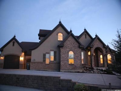 South Jordan Single Family Home For Sale: 1753 W Rylie Ann Cir