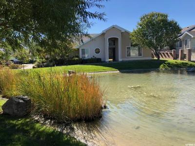 Saratoga Springs Single Family Home For Sale: 348 E Pavilion Cir S