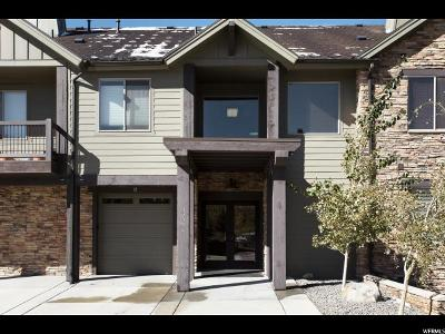 Wasatch County Condo For Sale: 14275 Buck Horn Trl N #41L