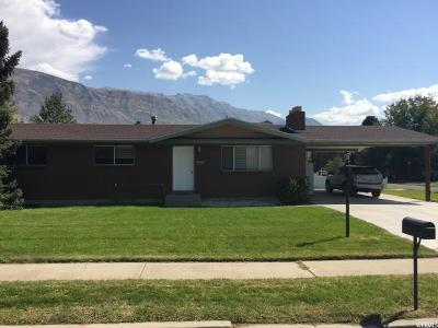 American Fork Single Family Home For Sale: 538 N 850 E