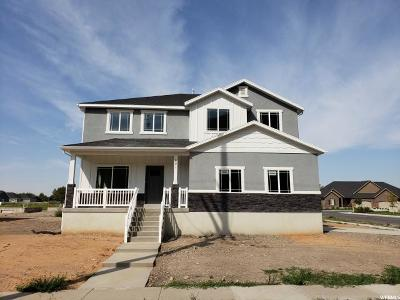 Springville Single Family Home For Sale: 691 N 400 E #LOT 25