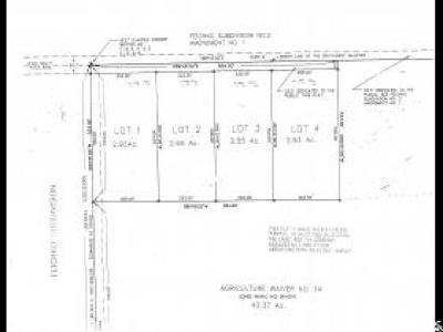 Carbon County Residential Lots & Land For Sale: 1022 E 6370 S
