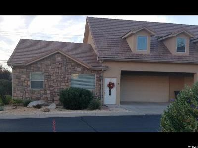 St. George Townhouse For Sale: 449 W 500 N #8