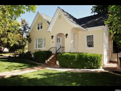 St. George Single Family Home For Sale: 223 S Main St