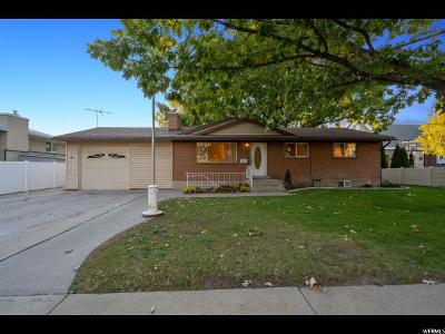 Orem Single Family Home For Sale: 241 N 650 E