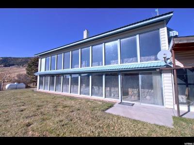 Preston Single Family Home For Sale: 4564 E Highway 36