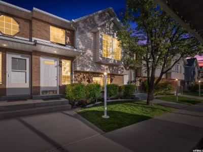 Orem Townhouse For Sale: 180 N 85 E