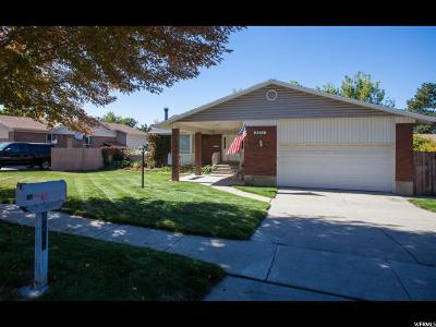 Sandy Single Family Home For Sale: 8234 S Grambling Way