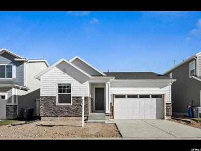Saratoga Springs Single Family Home For Sale: 3284 S Hawks Dr W #104