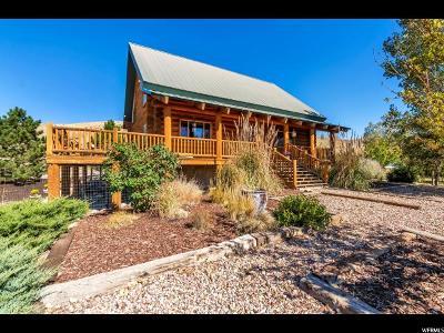 Eagle Mountain Single Family Home For Sale: 1891 E Hidden Hills Rd S