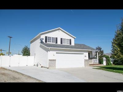 Lehi Single Family Home For Sale: 1672 W 50 S