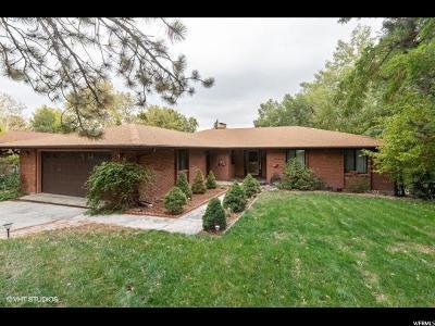 Sandy Single Family Home For Sale: 2495 E Granite Hills Cir