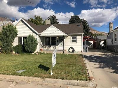 Pleasant Grove Single Family Home For Sale: 330 N 100 W