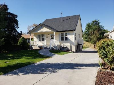 Brigham City Single Family Home For Sale: 550 S 500 W