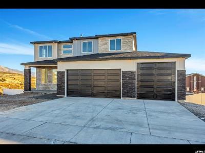 Eagle Mountain Single Family Home For Sale: 2044 E Telegraph Rd N #124