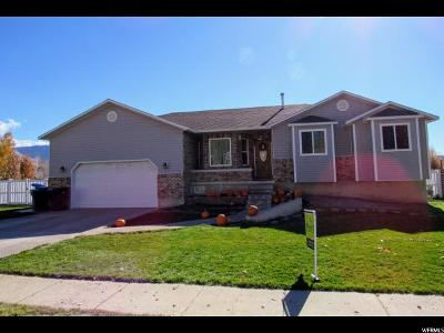 Nibley Single Family Home For Sale: 398 W 3300 S