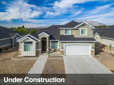 Provo UT Single Family Home For Sale: $429,900
