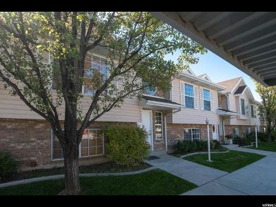 Orem Townhouse For Sale: 70 E 135 N