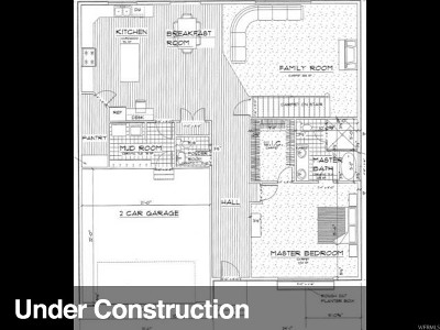 Wasatch County Single Family Home For Sale: 1281 N Canyon View Rd #14