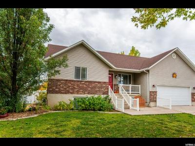 Nibley Single Family Home For Sale: 1410 Sunset Cir
