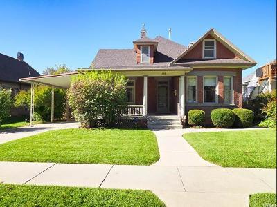 Salt Lake City Single Family Home For Sale: 1164 S Windsor St