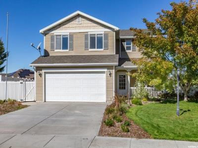 Stansbury Park Single Family Home For Sale: 33 Strasbourg