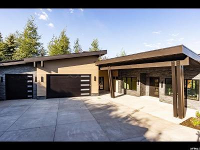 Park City Single Family Home For Sale: 3808 Sun Ridge Dr #16