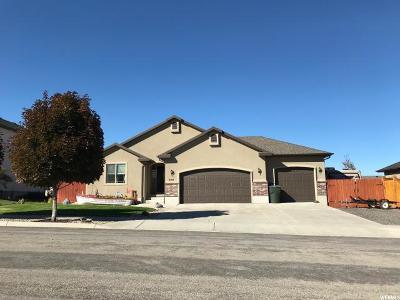 Tooele UT Single Family Home For Sale: $325,000