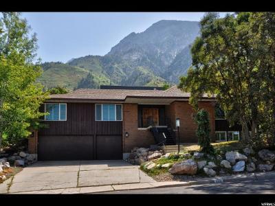 Salt Lake City Single Family Home For Sale: 4411 S Adonis Dr E