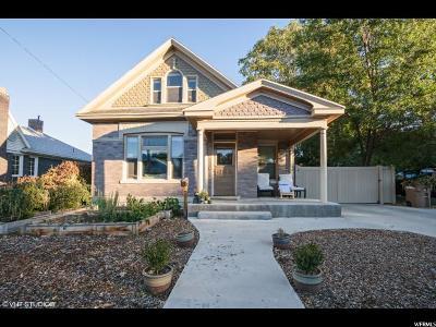 Salt Lake City Single Family Home For Sale: 951 E 1700 S