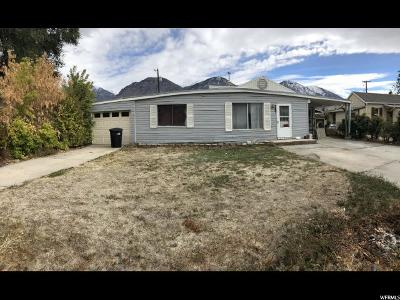 Provo Single Family Home For Sale: 560 N 850 W