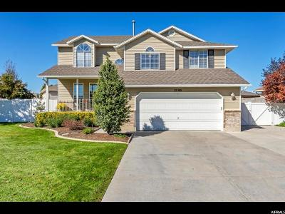 Riverton Single Family Home For Sale: 12190 S Cove Crest Cir W