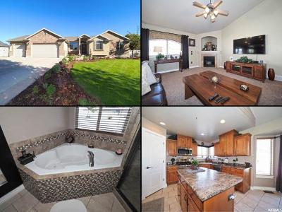 Riverton Single Family Home For Sale: 3836 W Salinas Dr S