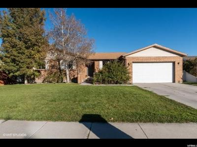 Riverton Single Family Home For Sale: 11855 S 2240 W