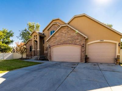 Riverton Single Family Home For Sale: 11968 S Waterhouse Ct