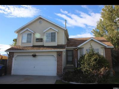 West Jordan Single Family Home For Sale: 3984 W 8690 S