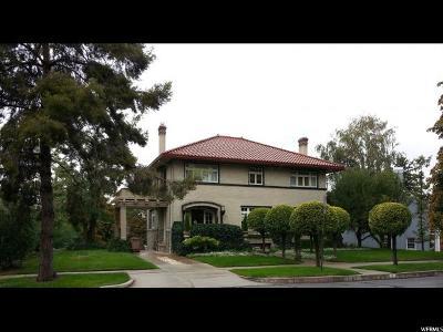 Salt Lake City Single Family Home For Sale: 26 S Wolcott St E