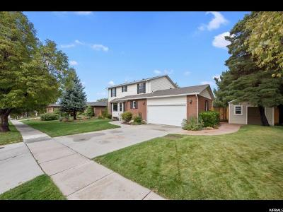 Sandy Single Family Home For Sale: 2649 Willow Wick Dr