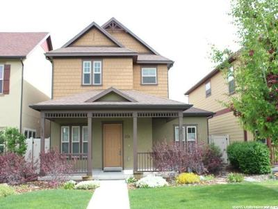 South Jordan Single Family Home For Sale: 10957 S Sunup Way