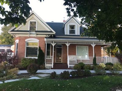 Smithfield Single Family Home For Sale: 388 N 100 E