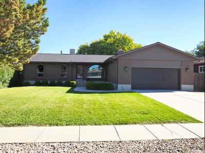 West Valley City Single Family Home For Sale: 4567 S 3245 W
