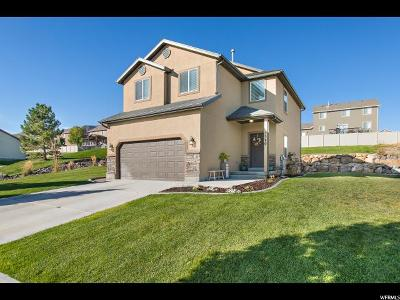 Saratoga Springs Single Family Home For Sale: 3389 S Red Shouldered Trl