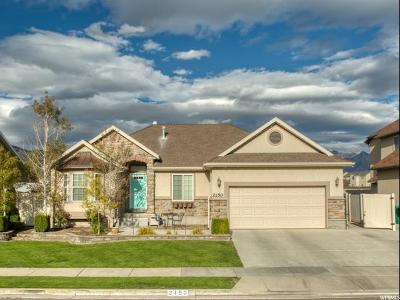 Lehi Single Family Home For Sale: 2150 N 2230 W