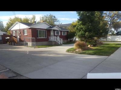 Draper Single Family Home For Sale: 13160 S 300 E