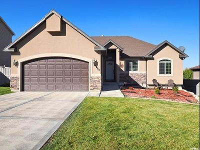 Eagle Mountain Single Family Home For Sale: 4065 E Comanche St N