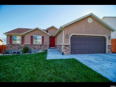 Saratoga Springs Single Family Home For Sale: 3428 S Hawk Dr