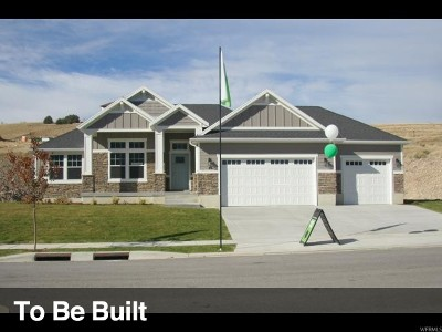 Salem Single Family Home For Sale: 1550 S 373 W #61