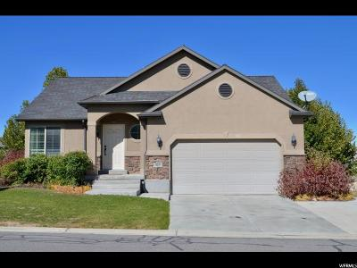Santaquin Single Family Home For Sale: 525 S Little Rock