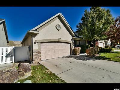 Lehi Single Family Home For Sale: 3568 W Plymouth Rock Cv N