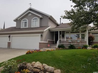 Sandy Single Family Home For Sale: 8083 S Barnwood Way